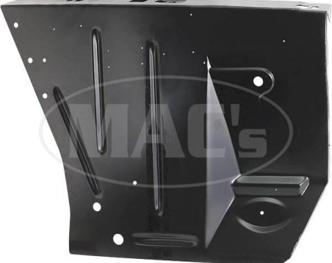 Ford Mustang Fender Apron - Front Section - Left