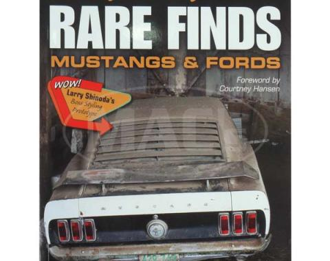 Rare Finds Mustangs & Fords Book