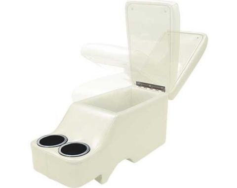 Ford Mustang Humphugger Console - Convertible - White
