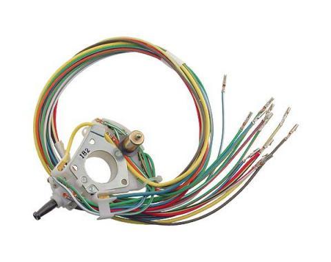 Ford Mustang Turn Signal Switch - For Non-Tilt Steering Column