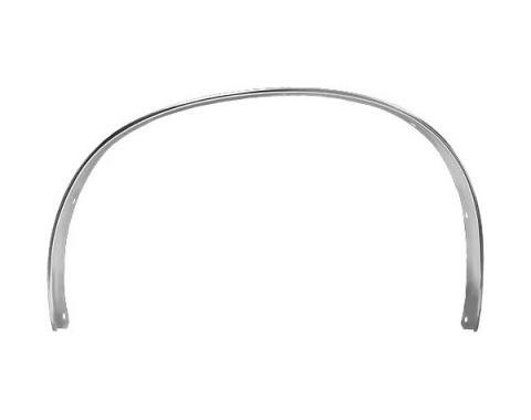 Ford Mustang Rear Wheel Opening Moulding - Right - Fastback