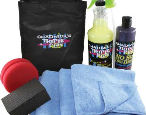 Chadwick's Triple Play Complete Car Care System