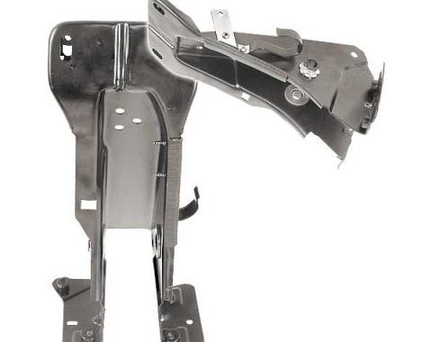 Ford Mustang Brake & Clutch Pedal Support - Manual Brakes