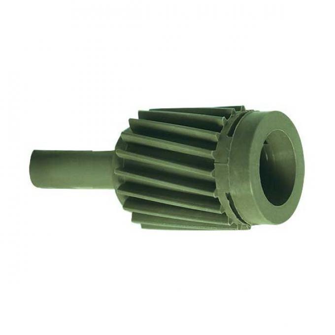 Speedometer Driven Gear - 17 Teeth - Green - Genuine Ford