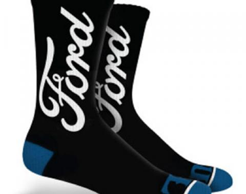 "Ford ""Gas Brake"" Socks"