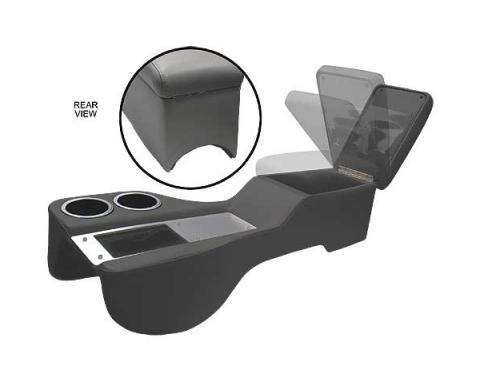 Ford Mustang Humphugger Cruiser Console - Convertible - Black