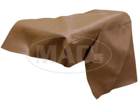 Ford Mustang Quarter Trim Panels - Saddle - Convertible