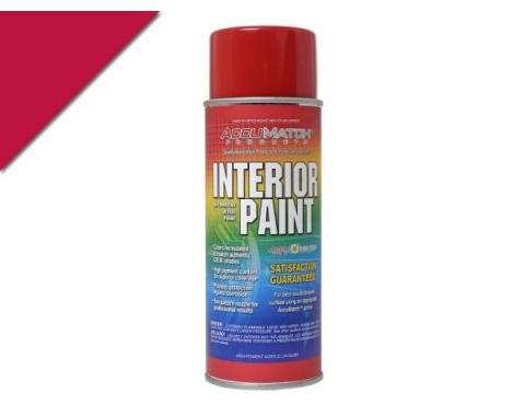 Ford Mustang Interior Lacquer Paint - Medium Vermillion