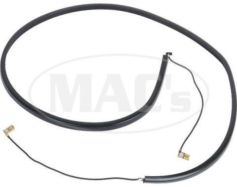 Daniel Carpenter Ford Mustang Rim Blow Horn Switch - Reproduction D1AZ-13875
