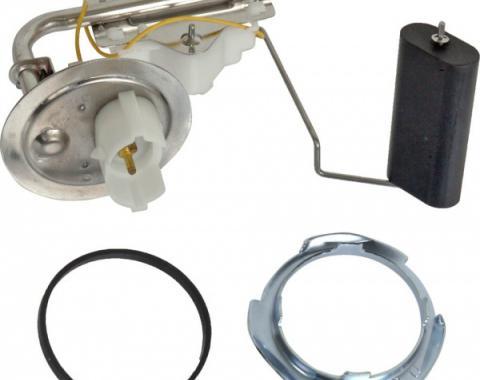 Mustang Fuel Sending Unit For 2.3L EFI, 3.8L EFI, 5.0L CFI/EFI, 1983-1986