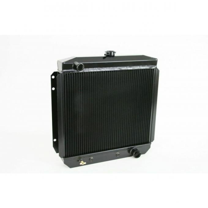 Ford Mustang Direct Fit™ Aluminum Radiator For Automatic Transmission