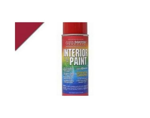 Ford Mustang Interior Lacquer Paint - Dark Red Metallic
