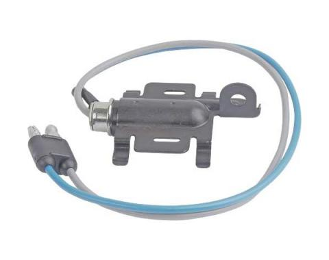 Ford Mustang Automatic Transmission Shift Indicator Light Assembly - For Cars With A Console