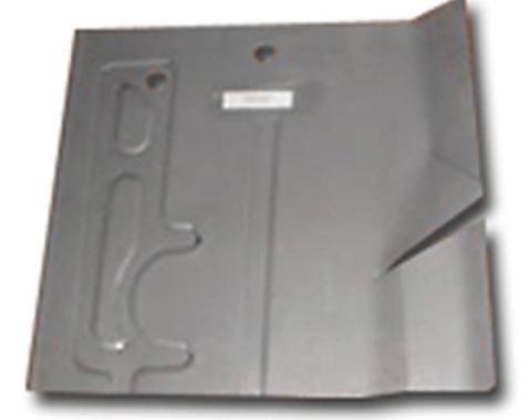 Mustang Front Floor Pan, Left Side, 1979-1993