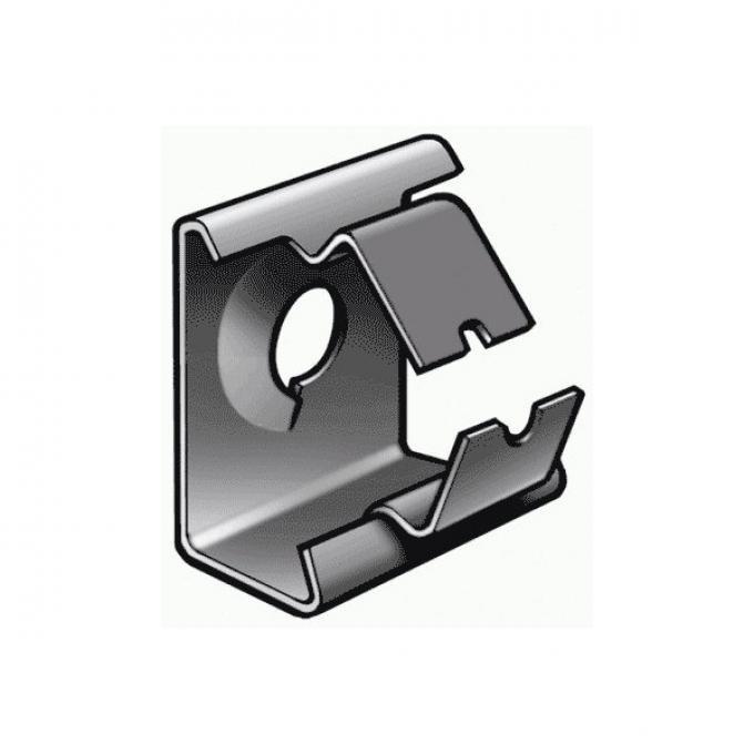 Daniel Carpenter Arm Rest Clip - 5/8 X 7/8 C7AZ-6224146