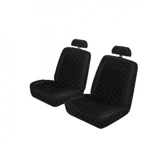 Distinctive Industries 1969 Mustang Standard Front Bucket Seat Upholstery 068536