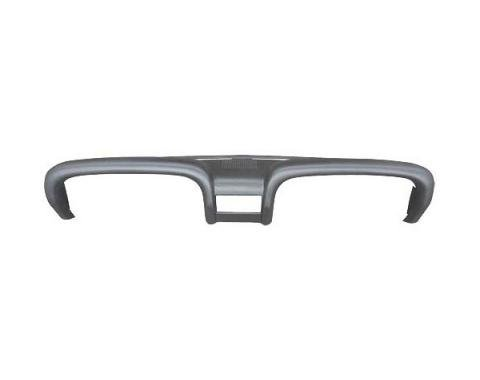Ford Mustang Dashtop Dash Cover - Black With Air Conditioning
