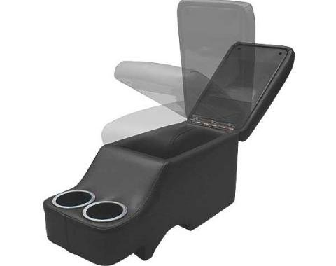Ford Mustang Humphugger Console - Convertible - Black