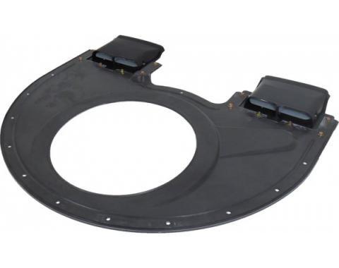 Ford Mustang Ram Air Hood Plenum - For Functional Ram Air Hood