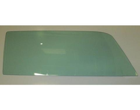 Door Glass, Right - 64-66 Ford Mustang - Convertible