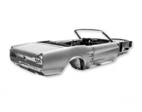 Ford Mustang Full Body Shell, Convertible, 1967