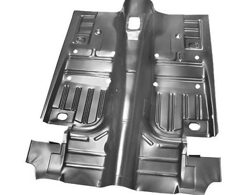 Ford Mustang Full Floor Pan - Coupe & Fastback & Convertible