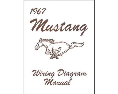 Mustang Wiring Diagram - 14 Pages - 14 Illustrations