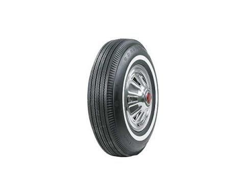 Tire - 695 x 14 - 7/8 Whitewall - US Royal
