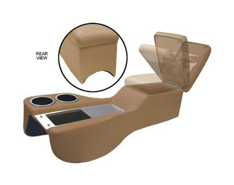 Ford Mustang Humphugger Cruiser Console - Coupe & Fastback - Palomino