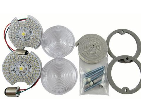 Mustang LED Back Up Lamp Kit, 1964-1968