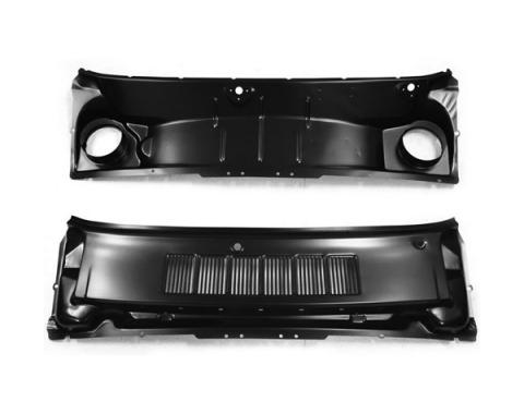 Ford Mustang - 1965-66 Mustang Cowl Grille Panel Assembly