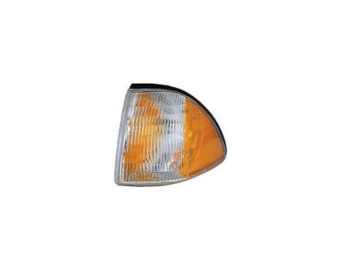 Mustang Side Marker Lamp Assembly  Left Side/ Driver 1987-93