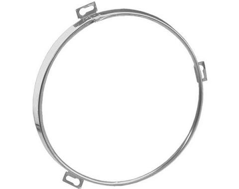 Ford Mustang Headlight Bulb Retaining Ring - Right Or Left - For Single Headlight - Genuine Ford