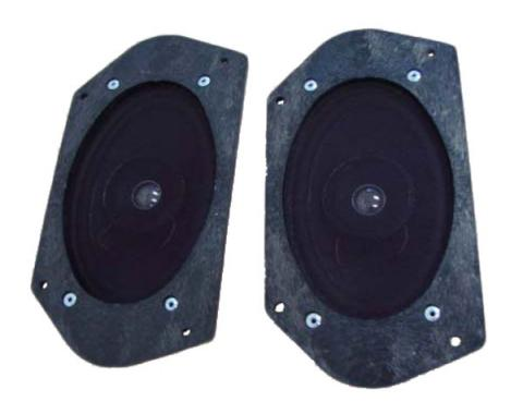 Ford Mustang Original Style Radio Speaker - Front Dash Mount