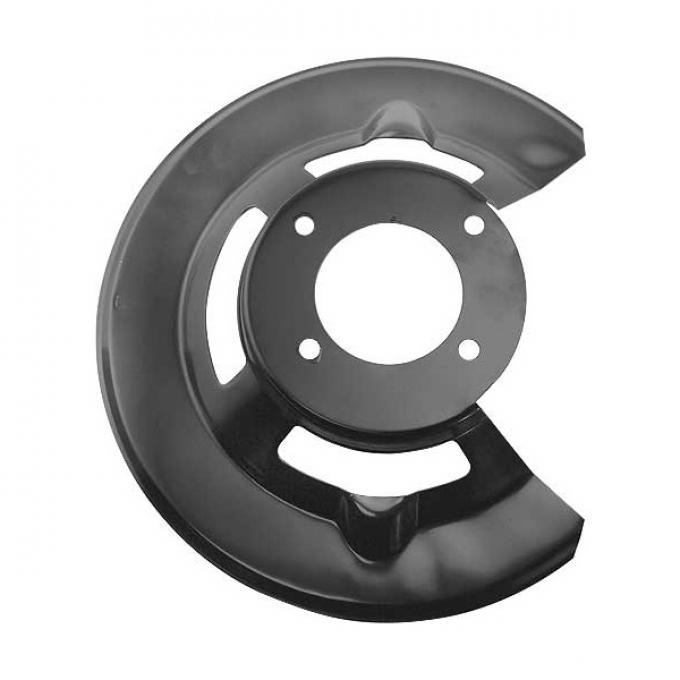 Ford Mustang Disc Brake Dust Shield - Right