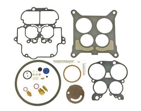 Ford Mustang Carburetor Rebuild Kit - All Ford 4300-D 4 BBLCarburetors
