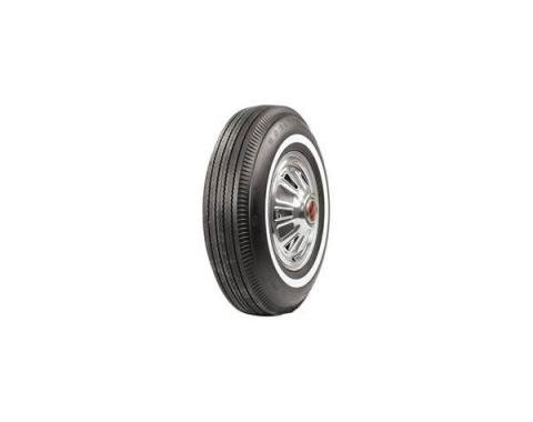 Tire - 650 x 13 - 1-7/8 Whitewall - US Royal