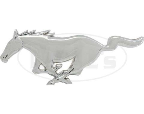 Daniel Carpenter Ford Mustang Grille Emblem - Running Pony Only - Without Fog Lamps D3ZZ-8213
