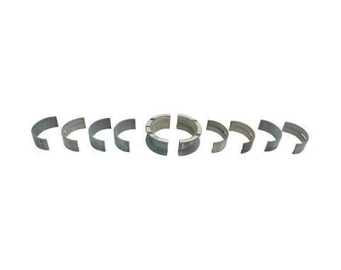 Main Bearing Set - Shaft Size 2.2482, 2.2490 - 260 V8 - Choose Your Size