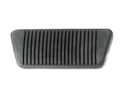 Ford Mustang Brake Pedal Pad - Manual Drum Brakes - For Cars With Automatic Transmission