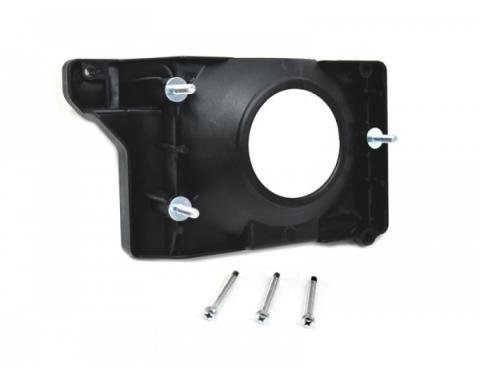 Ford Mustang Headlight Adjusting Plate w/ Hardware, Right 1987-93