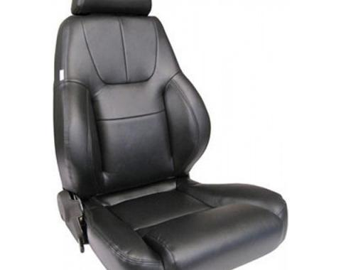 Mustang Bucket Seat, Elite Recliner, Lumbar Right