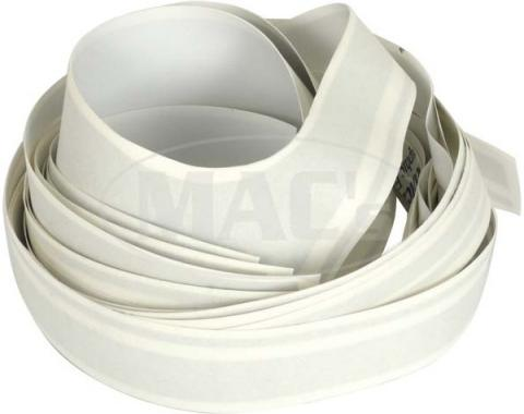 Ford Mustang Exterior Stripe Kit - C Stripe - White Reflective