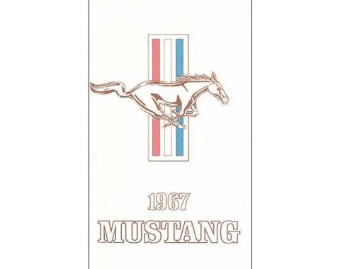 Mustang Owner's Manual - 64 Pages