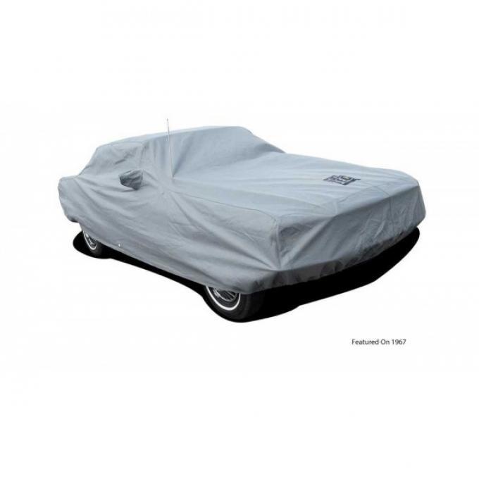 Ford Mustang - Maxtech Indoor-Outdoor Car Cover, Coupe And Convertible, 1965-1968