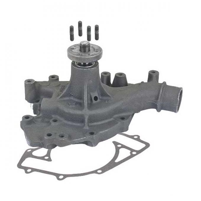 Water Pump - Remanufactured - With Mounting Gaskets - 429 V8 - Falcon & Montego