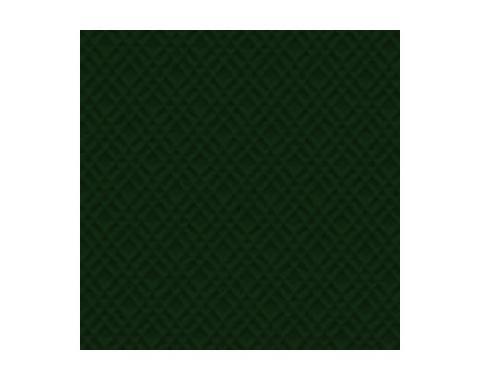 Ford Mustang Headliner - Tier Vinyl - Dark Green #24 - Coupe