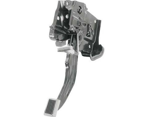 Ford Mustang Emergency Brake Pedal & Ratchet Assembly