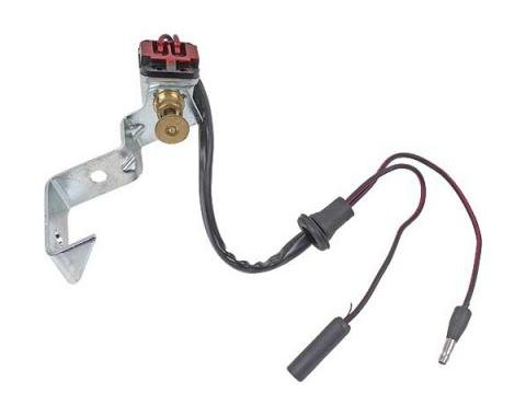 Daniel Carpenter Ford Mustang Back Up Light Switch - For 4-Speed Transmission C5ZZ-15520-A