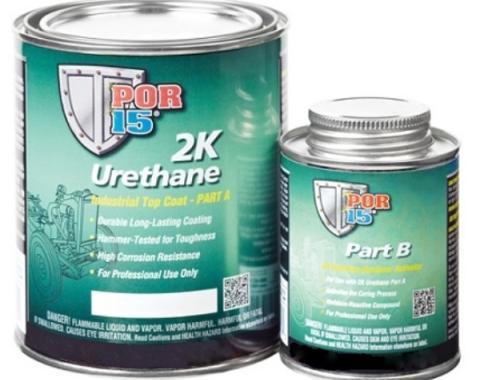 POR-15® 2K Urethane Paint, Gallon, Assorted Colors